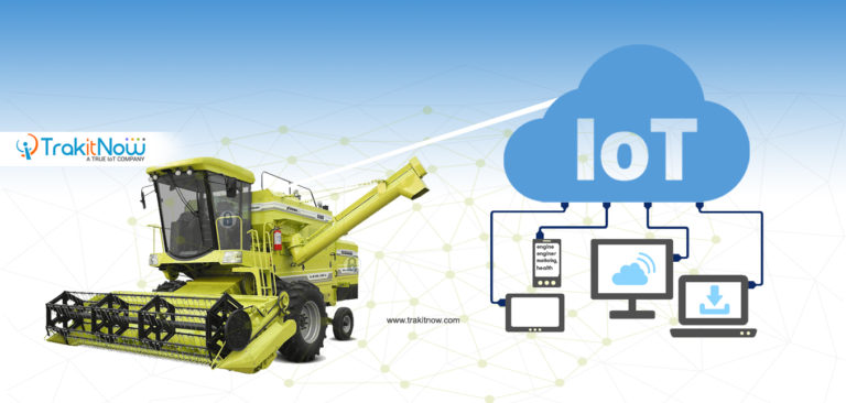 IoT and the Commercial Agricultural Vehicle in Rural India: A Case Study