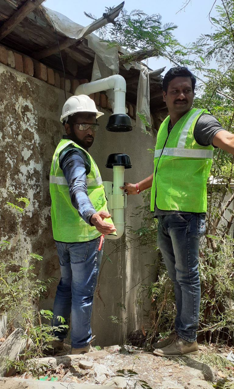 Moskeet PoC Devices Installed – Bilaspur, Chhattisgarh, INDIA